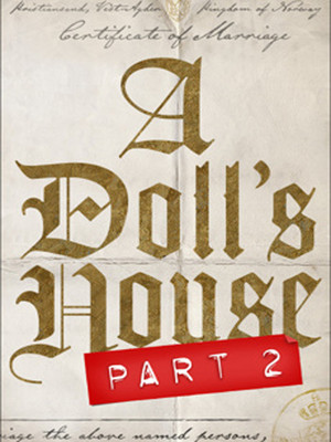 A Doll's House, Part 2 at John Golden Theater