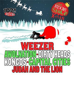 How The Edge Stole Christmas feat. Weezer and Awolnation - Verizon ...