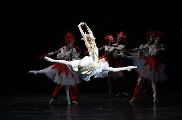 Mariinsky Ballet The Little Humpbacked Horse, Kennedy Center Opera House, Washington