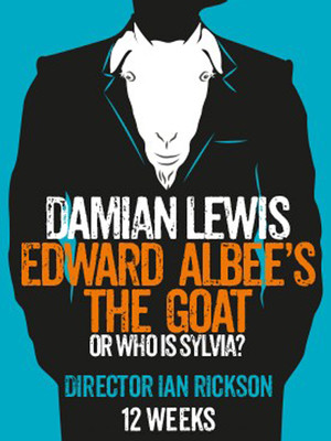 Edward Albee's The Goat, or Who Is Sylvia? Poster