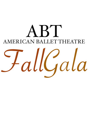 American Ballet Theatre - Fall Gala Poster