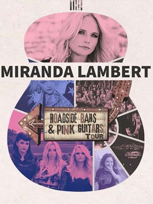 Miranda Lambert at Lawrence Joel Veterans Memorial Coliseum