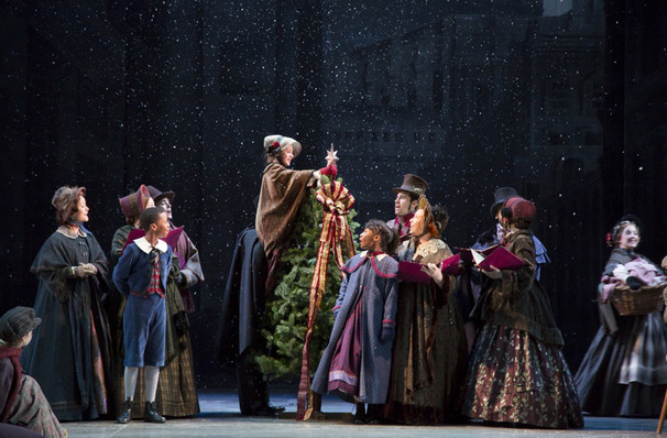 A Christmas Carol, Mccarter Theatre Center, New York