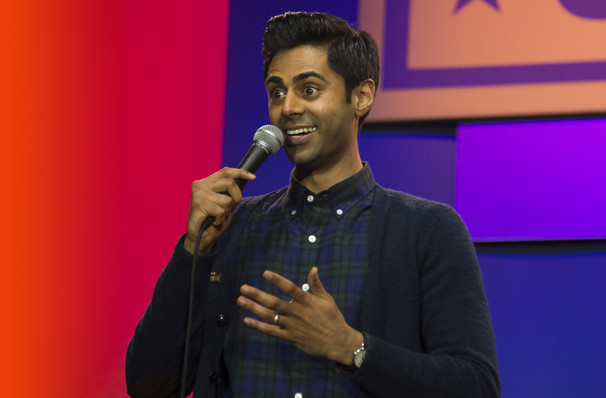 Hasan Minhaj, Sony Centre for the Performing Arts, Toronto