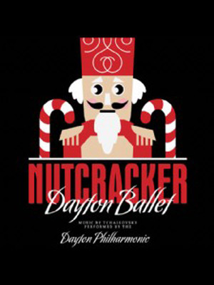 Dayton Ballet - The Nutcracker Poster