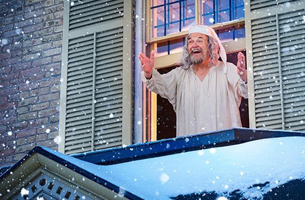 A Christmas Carol, NAC Theatre, Ottawa