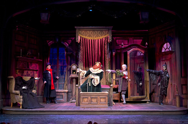 A Christmas Carol, Segerstrom Stage, Costa Mesa