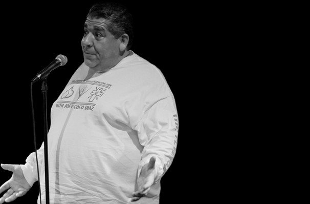 Joey Diaz, Bakersfield Fox Theater, Bakersfield