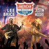 Lee Brice and Justin Moore, Baxter Arena, Omaha