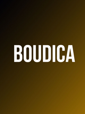 Boudica at Shakespeares Globe Theatre