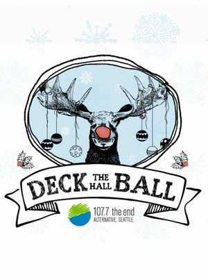 Deck the Hall Ball feat Empire of the Sun The Head and the Heart and Jimmy Eat World, Key Arena, Seattle