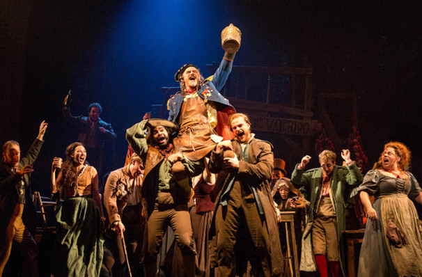 Les Miserables, Ovens Auditorium, Charlotte