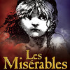 Les Miserables, Pantages Theater Hollywood, Los Angeles