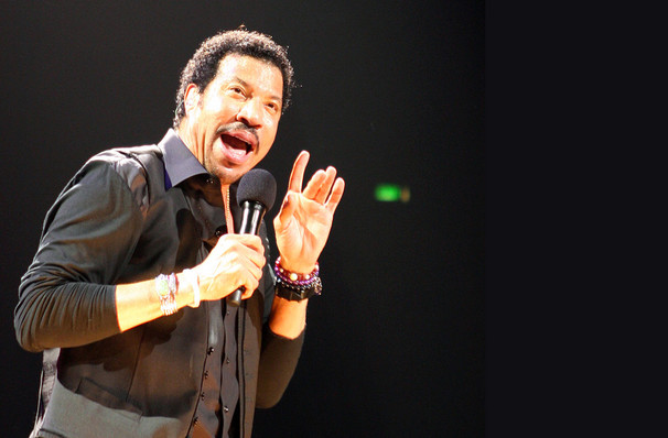 Lionel Richie, Marymoor Amphitheatre, Seattle