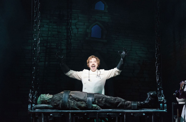 Two Olivier Nominations for Young Frankenstein!