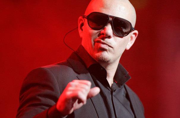 Pitbull, MGM Grand Theater, Ledyard