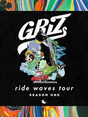 Griz at Cuthbert Amphitheater