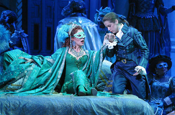 The Tales of Hoffmann, Dorothy Chandler Pavilion, Los Angeles