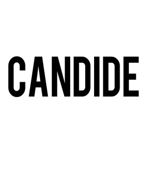 Candide Poster