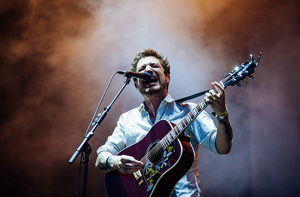 Frank Turner, The Wiltern, Los Angeles