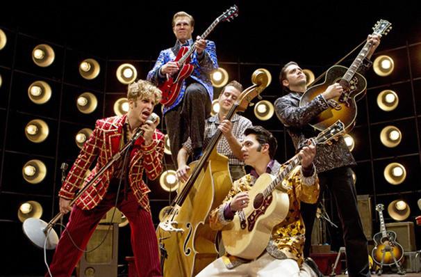 Million Dollar Quartet, Benedum Center, Pittsburgh