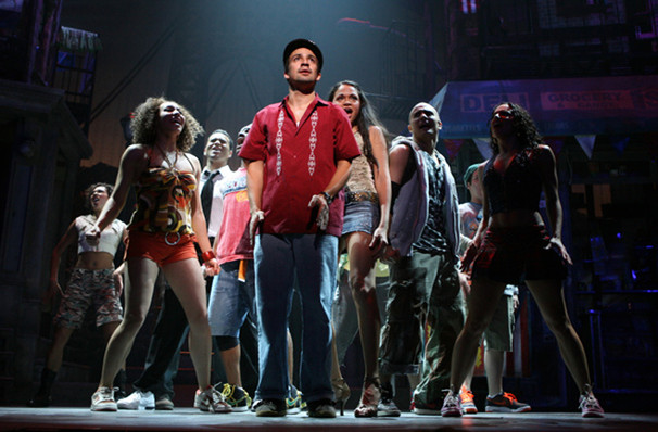In the Heights, Benedum Center, Pittsburgh
