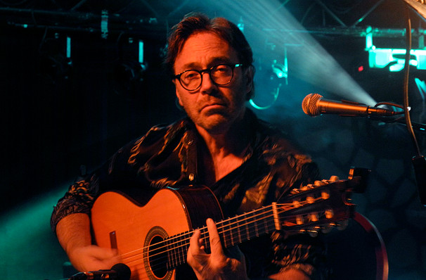 Dates announced for Al Di Meola