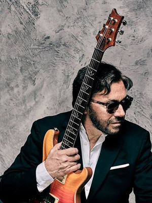 Al Di Meola at Voodoo Cafe and Lounge