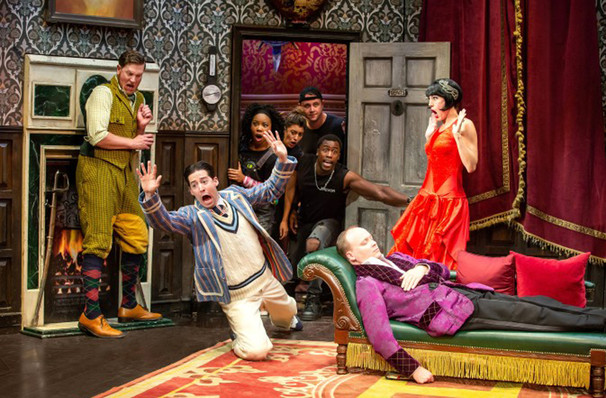 The Play That Goes Wrong, Lyceum Theater, New York