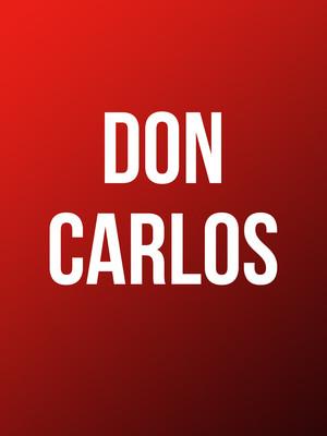 Don Carlos Poster