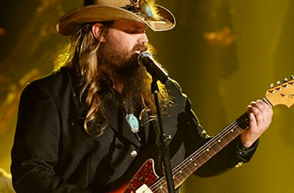 Chris Stapleton, Pepsi Center, Denver