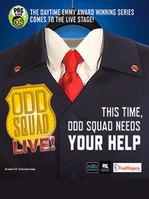 Odd Squad Live! at McCaw Hall