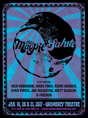 The Magpie Salute, Barrymore Theatre, Madison