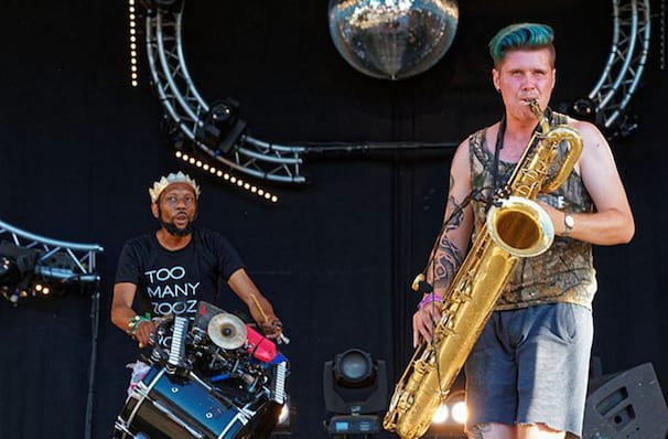 Dates announced for Too Many Zooz