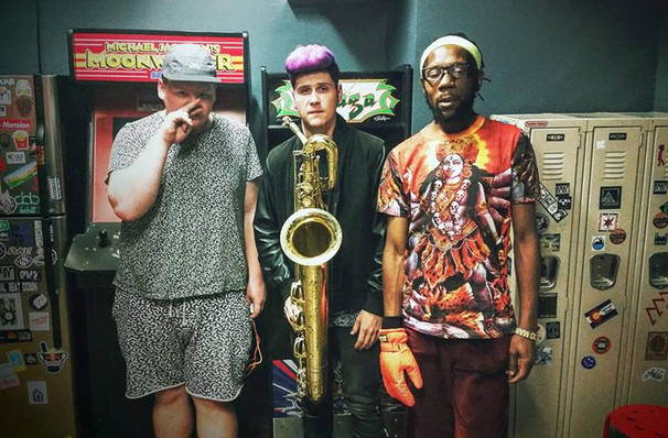 Too Many Zooz, Iron Works, Buffalo