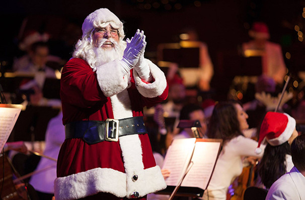 Kansas City Symphony Christmas Festival, Helzberg Hall, Kansas City
