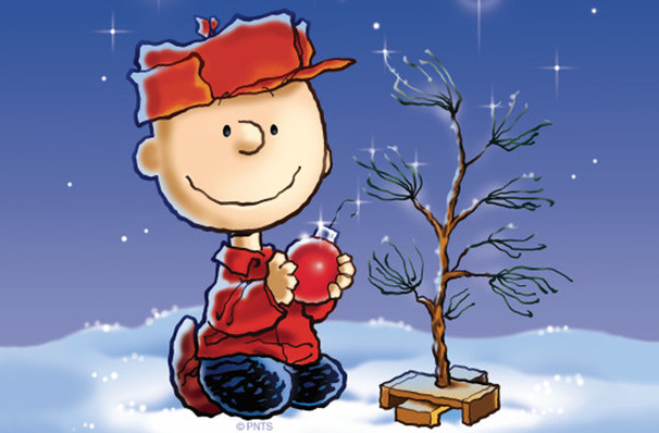 Charlie Brown Christmas's one night visit to Pensacola