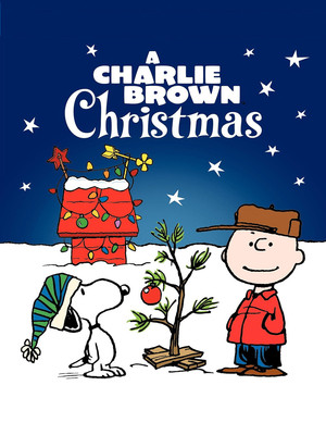 Charlie Brown Christmas Poster