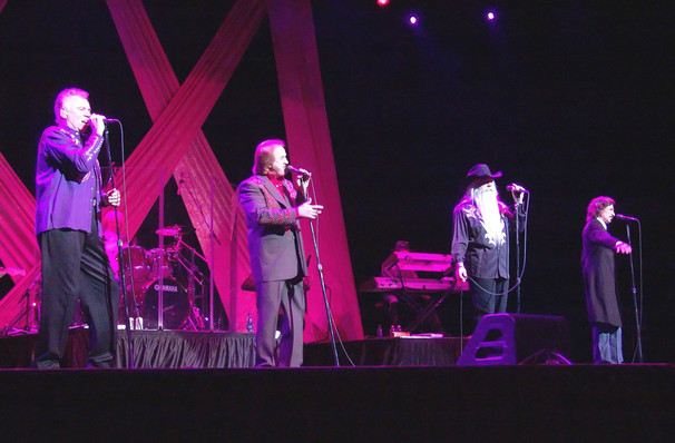 Oak Ridge Boys, Des Moines Civic Center, Des Moines