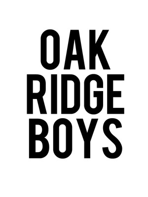 Oak Ridge Boys Poster