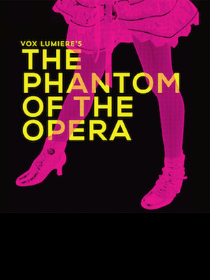 Vox Lumiere%3A Phantom Of The Opera at Daryl Roth Theater