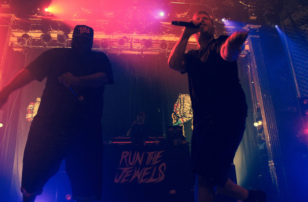 Run The Jewels, Myth, Saint Paul