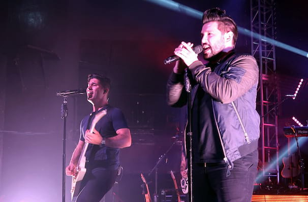 Dan and Shay, Bankers Life Fieldhouse, Indianapolis