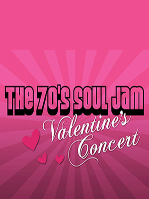 The 70s Soul Jam Valentine's Concert at Beacon Theater