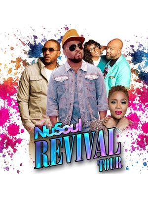 Musiq Soulchild and Lyfe Jennings, North Charleston Performing Arts Center, North Charleston