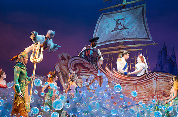Disneys The Little Mermaid, Orpheum Theatre, Omaha