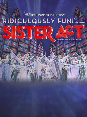 Sister Act at Capital Repertory Theatre