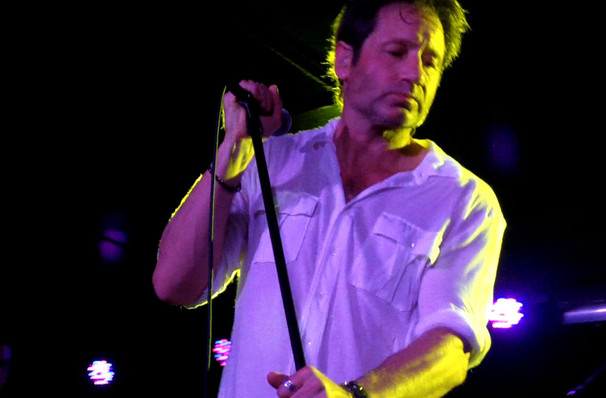 David Duchovny, Roxy Theatre, Los Angeles