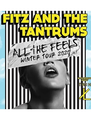 Fitz and the Tantrums, The Theater at Hard Rock Hotel and Casino Atlantic City, Atlantic City
