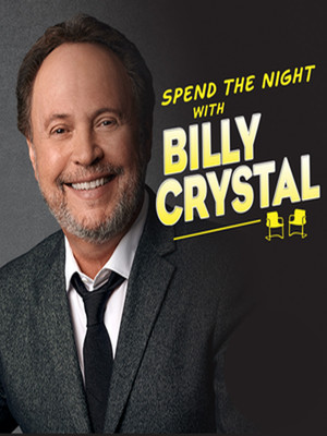 Billy Crystal, Paramount Theatre, Seattle